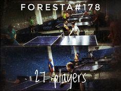 Turneul săptămânal #FORESTA etapa 178:  27 jucători #pingpong #tenisdemasa #asztalitenisz #tabletennis #tischtennis #oradea