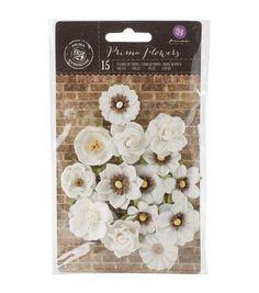 Prima Marketing Pura Lalia Mulberry Paper Flowers