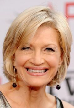diane sawyer hairstyle - Google Search