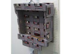 SNES Cartridge Urinal