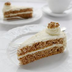 croatian recipes (walnut cream cake)