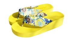 Maybest Ladies Summer bohemia Platform Wedge Beach Flip Flop Sandals * Read more  at the image link.