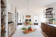 French Country Club Tudor by Summer Thornton Design