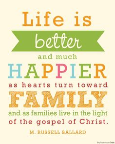297 Best Family Quotes Images Inspiring Quotes Lds Quotes