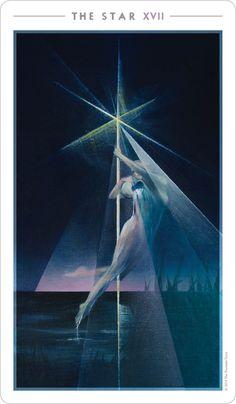 The Star | The Fountain Tarot