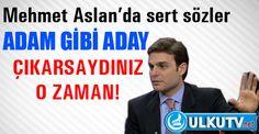 7 Haziran Seçimlerinde MHP İstanbul Adayı Olan Ahmet Aslan'dan BAYKAL'a Şok Sözler