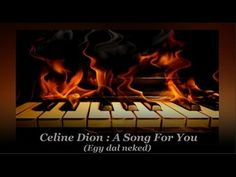 Celine Dion : A Song For You / Egy dal neked Nem szó szerint fordítottam. Bmg Music, Music Songs, Celine Dion, Music Publishing, Learning, Youtube, Movie Posters, Film Poster, Studying
