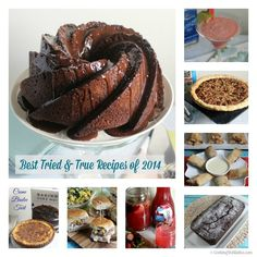 Here are 16 of the best tried and true recipes from Cooking In Stilettos in 2014 that will have you looking like a culinary diva!  http://cookinginstilettos.com/best-tried-and-true-recipes-2014/
