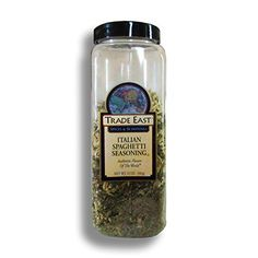 Great Trade East Italian Spaghetti Seasoning - 12 Oz.Jar, ,