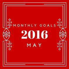Keep goals in focus by setting them month by month! Join the monthly goals linky at mamasmiles.com