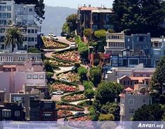 Lomboard st, San Francisco, California