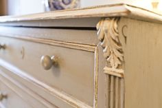 French chest of drawers.