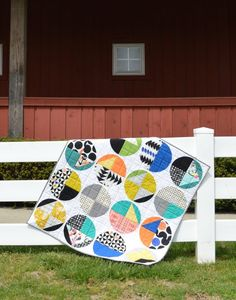 Fusions Quilt by Sha
