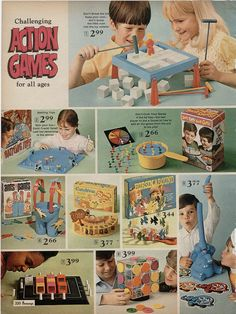 The kid at the bottom right, though...  1970 JCPenney Christmas catalog page 330 | by Tinker*Tailor loves Lalka