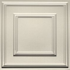 Raised Panel Coffer - Mirroflex - Ceiling Tiles Pack