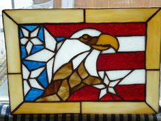 Americana - Delphi Stained Glass