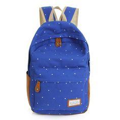 Fashion Brand Women Canvas Backpack Mochila Feminina Female Travel school bag for teenagers Backpacks shoulder bolsa bag MJ023 #Affiliate