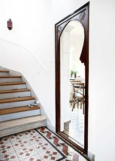 a family home in paris by the style files, via Flickr