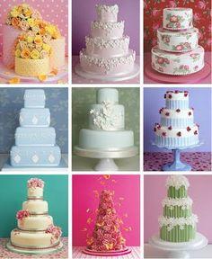 Peggy Porschen Bridal Cakes