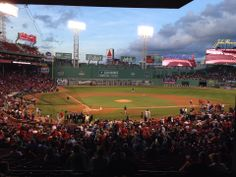 To Visit: Fenway Park (Boston, MA)