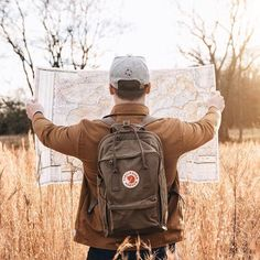 "Fjällräven Official on Instagram: ""Thursdays are for planning your next weekend #adventure! #unpackadventure #kanken #fjallraven : @zachtheleon"""