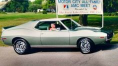 True Stories of The Muscle Car Fan: AMC Exec Passes Javelin AMX With Go Package - https://www.musclecarfan.com/true-stories-muscle-car-fan-amc-exec-passes-javelin-amx-go-package/