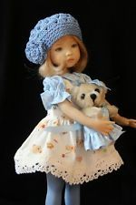 "Theodora  & Me ~ OOAK Outfit for Effner 13"" Little Darling ~ by Glorias Garden"