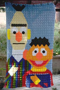 Afghan-Bert and Ernie