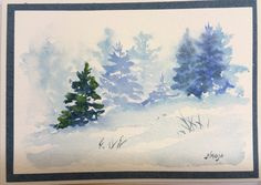 Watercolor Christmas cards. Orders are welcome. www.nadjasart.com #joulukortit #nadjasart #watercolorpainting #watercolor #christmascards #art #artist #diy #winter #cards #christmas