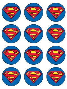Superman toppers