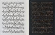 Alfredo Rapetti Mogol, 'Love Letter / Love Tears,' , Galleria Ca' d'Oro