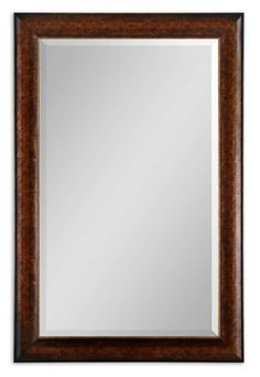 Rustic Bronze Mirror  Click here to purchase: http://www.houzz.com/photos/17636906/Rustic-Bronze-Mirror-traditional-mirrors