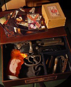 Blade Runner Blaster Box001 | Gun box, Ammunition and person… | Flickr - Photo Sharing!