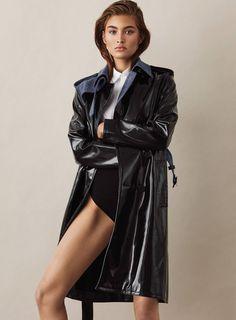 Photography:Michael Schwartz Styled by: Valentina Collado Hair: Harry Josh Makeup: Hung Vanngo Model:Grace Elizabeth