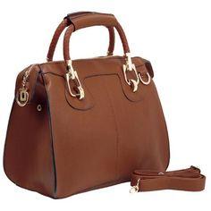 Brown Hambag