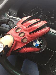 Dark brown leather gloves for men-driving gloves leather glovesdrive-gift-mens gloves-christmas giftitalian leatherhandmadesoft-leather