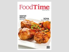 FoodTIME by Thomas Habr