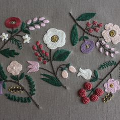 Wonderful Ribbon Embroidery Flowers by Hand Ideas. Enchanting Ribbon Embroidery Flowers by Hand Ideas. Embroidery Designs, Creative Embroidery, Embroidery Kits, Ribbon Embroidery, Embroidery Tattoo, Embroidery Supplies, Hardanger Embroidery, Hand Embroidery Stitches, Learn Embroidery