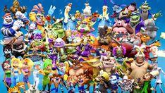 Crash Team Racing, Crash Bandicoot, Desktop Pictures, Skylanders, Video Game Characters, God Of War, World Of Warcraft, Videogames, Anime