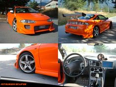 Mitsubishi Eclipse 2.0 16V GS by waste84.deviantart.com on @DeviantArt