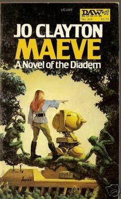 jo clayton books | maeve