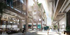Galería de BIG revela su nuevo proyecto para el Distrito de Artes de Los Ángeles - 5