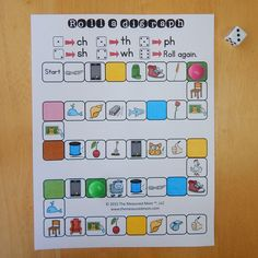 Roll a digraph games