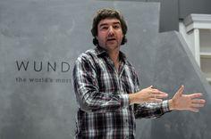Pablo Simon Casarino, fundador y CEO en Quasar Ventures, estuvo presente en el lanzamiento de #WundermanWIP para hablar sobre Design Thinking.