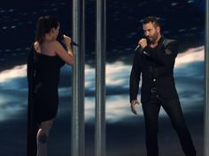 Eurovision Song Contest 2015: Second rehearsal – Czech Republic - EuroVisionary - Join us in Vienna for the 2015 Eurovision Song Contest in Vienna Václav Noid Bárta Marta Jandová