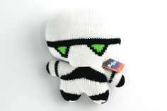 Marvin - The Hitchhiker's Guide to the Galaxy Knit Doll - Discontinued, so I might try to make it myself!