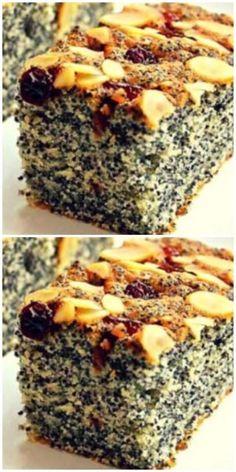 Baking Recipes, Cake Recipes, Norwegian Food, Russian Recipes, Food Cakes, Homemade Cakes, Desert Recipes, No Bake Desserts, Food To Make