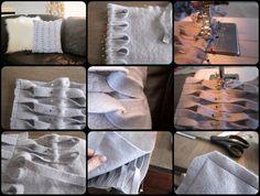 DIY Decor Pillows DIY Projects | UsefulDIY.com