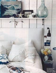 nautical bedroom...