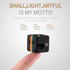 Portable 2MP Full HD 1080P Night Vision Small Mini Camera Micro Cameras Video Recorder DV DVR Camcorder (not include TF card) //Price: $18.39 & FREE Shipping //     #hashtag3
